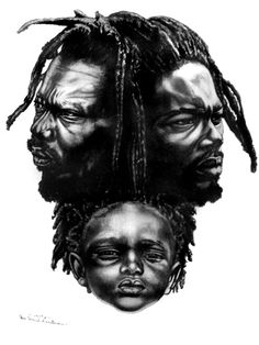 American Art, Principles Of Art, Rasta Art, Rastafari Art, Reggae Art, Art, America Art, Color Of Life, Love Art