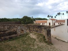 Forte Orange - Ilha de Itamaracá-PE. Brasil