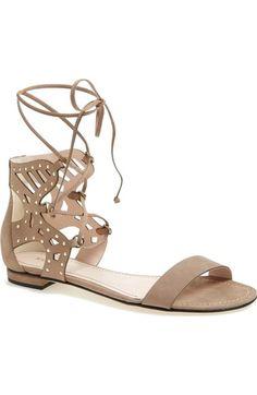 Klub Nico 'Jae' Gladiator Sandal (Women) available at #Nordstrom
