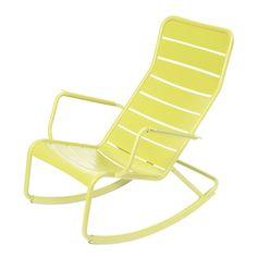 Rocking chair Aluminium LUXEMBOURG