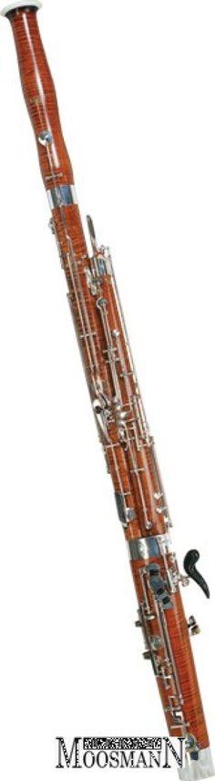 Moosmann Bassoon No. 222