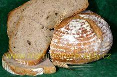 Každodenní chléb 3-2-1 Bread, Food, Brot, Essen, Baking, Meals, Breads, Buns, Yemek