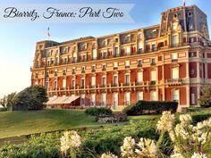 trip recap: biarritz, france – part two