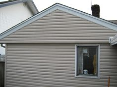 how to clean chalky aluminum siding