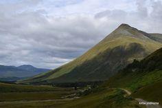 The West Highland Way: Crianlarich do Bridge of Orchy