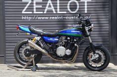 Kawasaki Z1 900 by Zealot