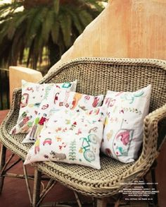 love cane furniture Wicker, Cane Outdoor Furniture, Inspiration, Sweet Home, Furniture, Cane Furniture, Cushion Cover Designs, Colour Schemes, Throw Pillows