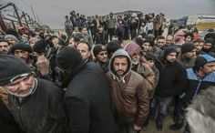 EU urges Turkey to open its borders to Syrians fleeing war-torn Aleppo Oncupinar border remained closed despite an estimated people expected to head there in coming days Ankara, Conservative Tribune, Islam, Trey Gowdy, Refugee Crisis, Spiegel Online, Syrian Refugees, Russia, Aleppo