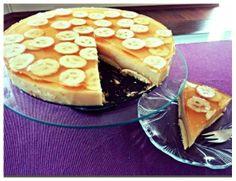 Zjedzmy trochę słodkości: Bananowiec