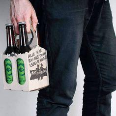 Previous packaging I did in Norway in user context:) #Packaging #norway #beer…