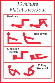 Mat Pilates really means any Pilates exercises that don't use the Pilates machines. This home workout routine consists of 4 beginner Pilates exercises that will help you to begin to build core strength |Exercise planner printable at My Fitness Planner Exercise Planner, Workout Planner, Workout Calendar, Home Exercise Routines, At Home Workout Plan, Fitness Planner, Workout Schedule, Workout Guide, At Home Workouts