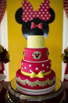 Festa Minnie !!! | L'atelier Festas