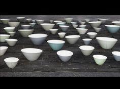 Les Petites Porcelaines d'Anne Black <3 #deco #design #scandinavianstyle #ceramist #porcelain #copenhagen #dishes #jewels #kutchetcouture
