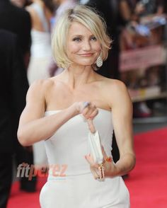 cameron diaz fitness - awesome arms!!