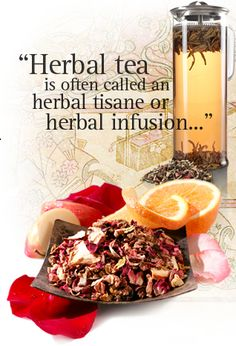 I make my own Herbal tea remedies & blends but Teavana has some great tasting ones.
