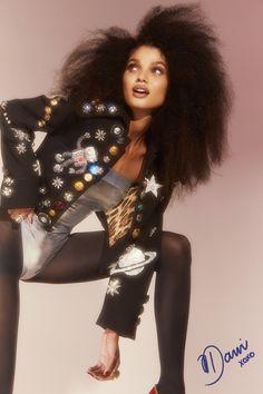 Daniela Braga | Pop Diva Fashion Editorial | Vogue Brazil