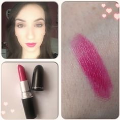 • MAC Girl About Town lipstick - you beaut // review •