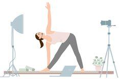 Technik und Tools für deine Online-Yoga-Kurse Ayurveda, Live Stream, Online Yoga