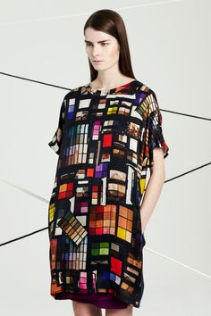 Chalayan | Pre-Fall 2014 Collection | Style.com