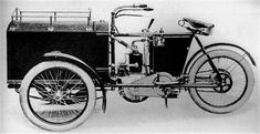 1905 Laurin & Klement LW Cargo Version Kingdom Of Bohemia, Motorized Tricycle, Volkswagen Group, Third Wheel, Car Manufacturers, Bicycle, Motorcycle, Classic, Vehicles