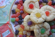 Sugar Crispies by Munchkin Munchies.