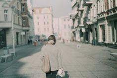 #katowice #poland #girl #sun #walk