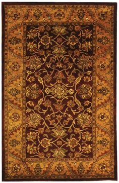 $5 Off when you share! Safavieh Golden Jaipur GJ250A Green Rug | Traditional Rugs #RugsUSA