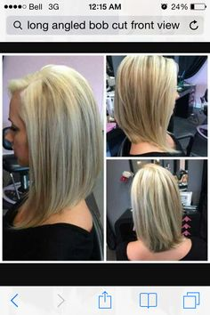 Long Bob Haircuts for Thin Hair In 2020 Simple Long Angled Bob Hairstyles Side Part for Straight Long Angled Bob Hairstyles, Angled Hair, Layered Haircuts, Haircut Long, Longer Bob Hairstyles, Swing Bob Hairstyles, Short To Medium Haircuts, Lob Haircut Straight, Swing Bob Haircut