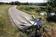 Go Your Own Road, 2008, by Erik Johansson.