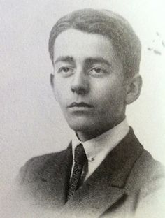 A young Albert Speer