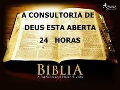 A consultoria de Deus