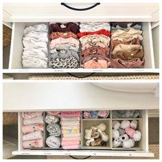 Baby Emerson's Organized Nursery Baby Nursery Closet, Baby Nursery Decor, Girl Nursery, Nursery Room, Whimsical Nursery, Baby Room Art, Elephant Nursery, Girl Room, Bedroom