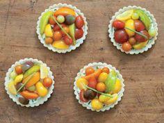 Tomato Tarts | KitchenDaily.com