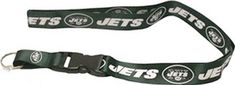 New York Jets lanyard/ID holder