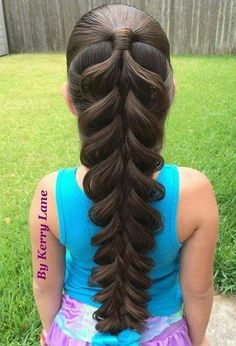Super Cute Braided Hairstyles 2016 – 2017 for Little Girls                                                                                                                                                                                 More