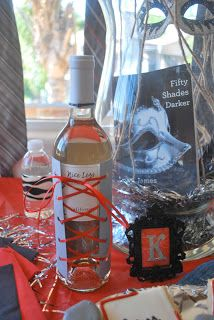 Should Be Cleaning: 50 Shades of Grey Bachelorette Party!