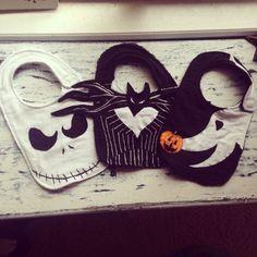 Tim Burton Disney Nightmare Before by LittleHooksBoutique on Etsy
