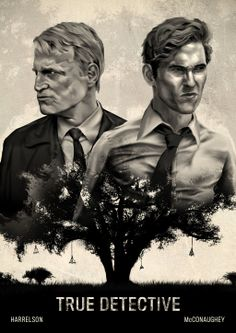 True Detective Fan Art Poster by punktx30.deviantart.com on @deviantART
