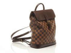 Louis Vuitton backpack. Mine!