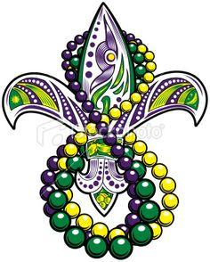 Printable Saints Fleur De Lis | New Orleans Fleur De Lis clip art ...