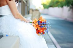 Beautiful bouquet by Wild Child Floral Design!