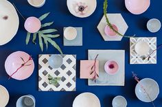 <p>Photographer and Stylist Lina Skukauske created this beautiful still life story featuring ceramics by Matte Home.The delicate palette and organic finish of the collection reflects on the brands mis