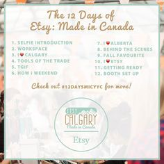 Etsy Made In Canada Calgary edition is just 12 days away! The ladies over at @etsycalgary have organized #12DAYSMICYYC to let us showcase our work and crafty businesses and to get folks excited for the show!!! This is going to be fun!  #etsymadeincanada #etsycalgarymic #etsycalgary #YYCdesigners #YYCart #etsyseller #etsycanada #etsymade #yycliving #yycweekend #YYCmarkets #lovelocal #shoplocal #shopyyc #amandaparkerdesign