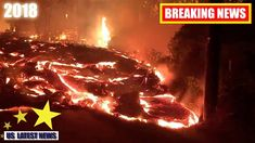 Hawaii volcano Update Today: fissure map Kilauea lava flow DIMINISHING-v...