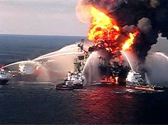 April 20 – The Deepwater Horizon oil platform explodes in the Gulf of Mexico, killing eleven workers. The resulting Horizon oil spill, one of the largest in history, spreads for several months, damaging the waters and the United States coastline, and prompting international debate and doubt about the practice and procedures of offshore drilling