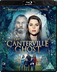 THE CANTERVILLE GHOST BLU-RAY UK (SECOND SIGHT)