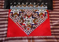Palestinian Embroidery, Hardanger Embroidery, Seed Beads, Norway, Bohemian Rug, Quilts, Blanket, Rugs, Inspiration