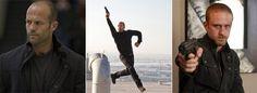 imagem do ator Jason Statham