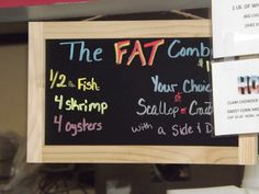 "Whether it's describing you or the food, there is absolutely nothing wrong with being ""fat""—either way, The Skrimp Shack has made ""The Fat Combo"" just for you. (Photo by Brenton Duquesne-St. Benoit)"