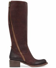 Lucky Brand Hackett Boots - Shoes - Macy's